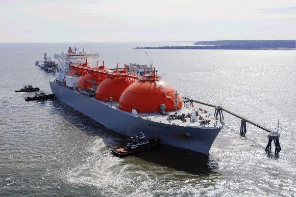 Начальная подготовка для проведения грузовых операций на танкерах-газовозах