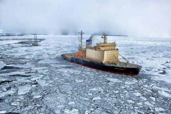 Базовая подготовка для работы на судах которые эксплуатируются в полярных водах