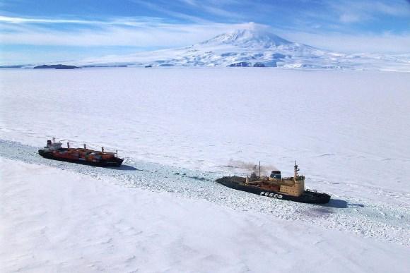 Расширенная подготовка для работы на судах которые эксплуатируются в полярных водах